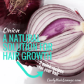 Onion A Natural Solution For Hair Growth