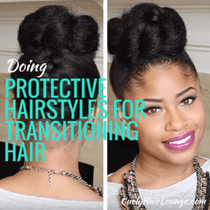 Protective HairStyles For Transitioning Hair