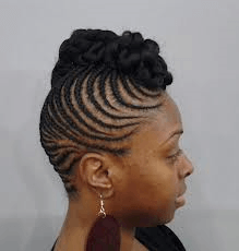 Protective Hairstyle 3