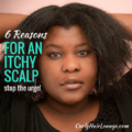 6 Reasons For An Itchy Scalp