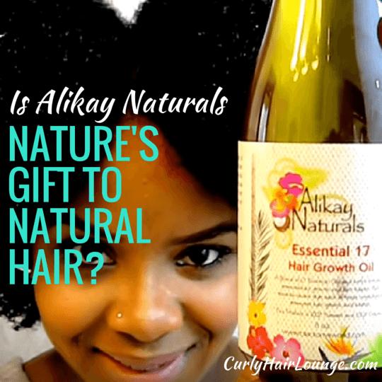 Alikay Naturals Nature's Gift To Natural Hair