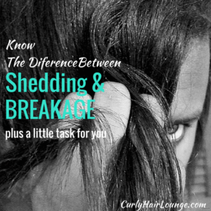Know the Difference Between Shedding and Breakage