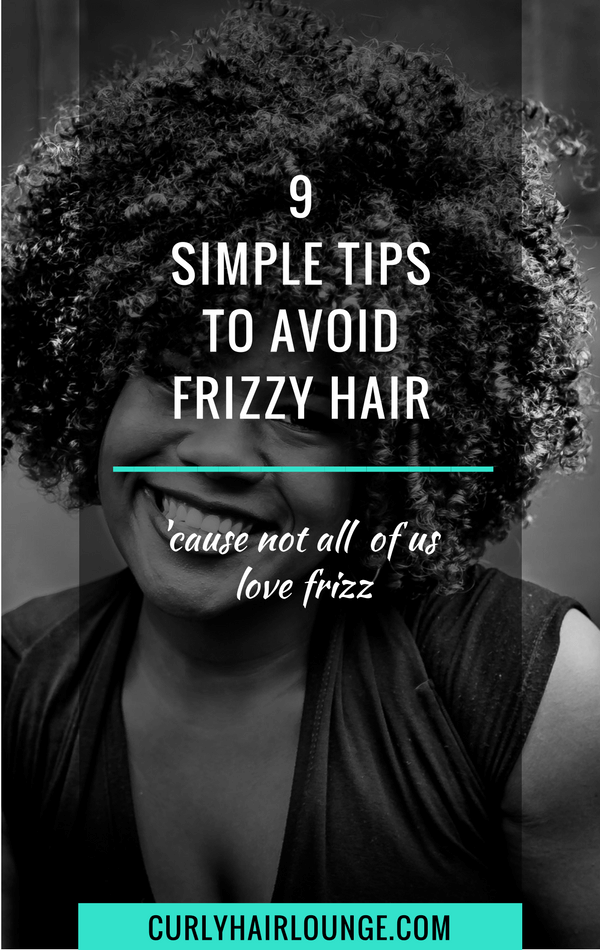 9 Simple Tips To Avoid Frizzy Hair
