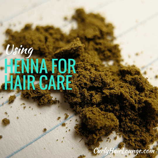 Henna For Hair Care