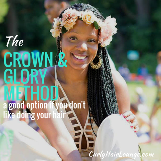 The Crown And Glory Method For Hair Care