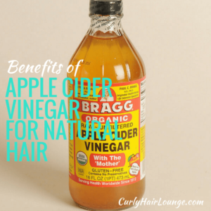Benefits of ACV for Natural Hair