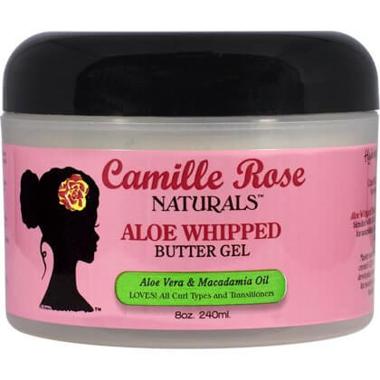Camille Rose Natural Aloe Whipped Butter Gel