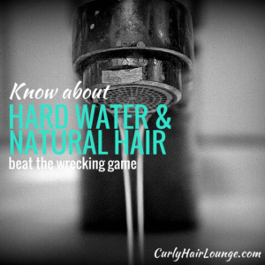 Hard Water & Natural Hair Beat The Wrecking Game