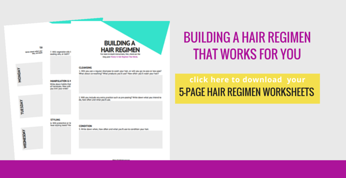 LMShort_ Building a Hair Regimen That Works