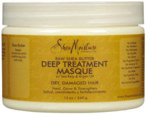 Shea Moisture Raw Shea Butter Deep Treatment Mask