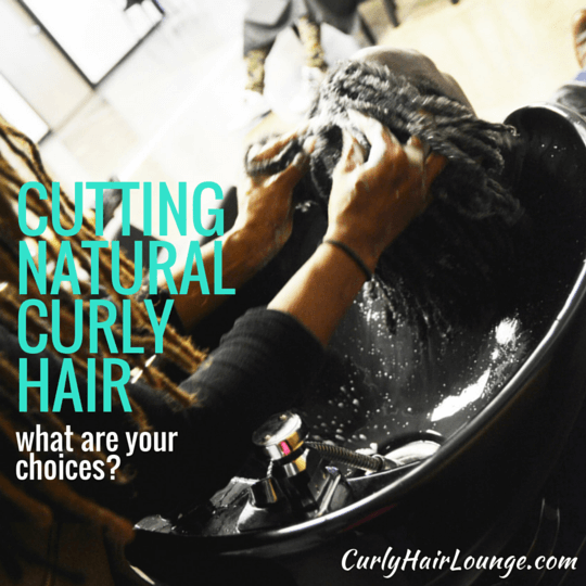 Cutting Natural Curly Hair