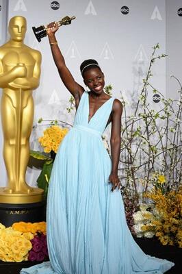 Lupita Nyong'o Oscar