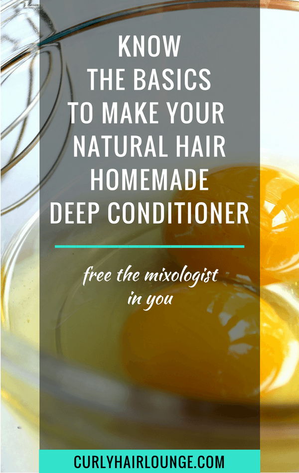 How To Make Your Own Natural Hair Conditioner