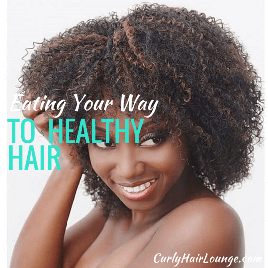 Eating Your Way To Healthy Hair