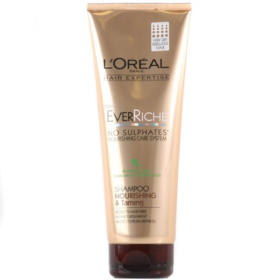 L'Oreal Ever Riche Replenishing & Taming Shampoo