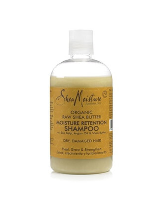 Shea Moisture Raw Shea Butter Moisture Retention Shampoo