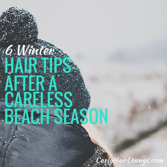 6 Winter Hair Tips After A Careless Beach Season
