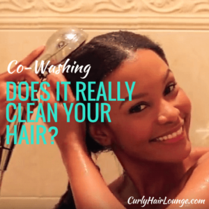 Co-Washing Does It Really Clean Your Hair