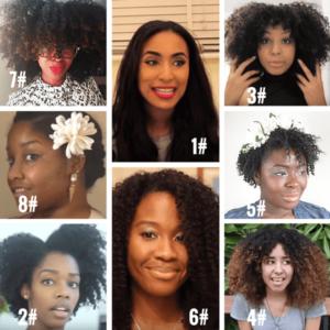 UK Natural Hair Vloggers