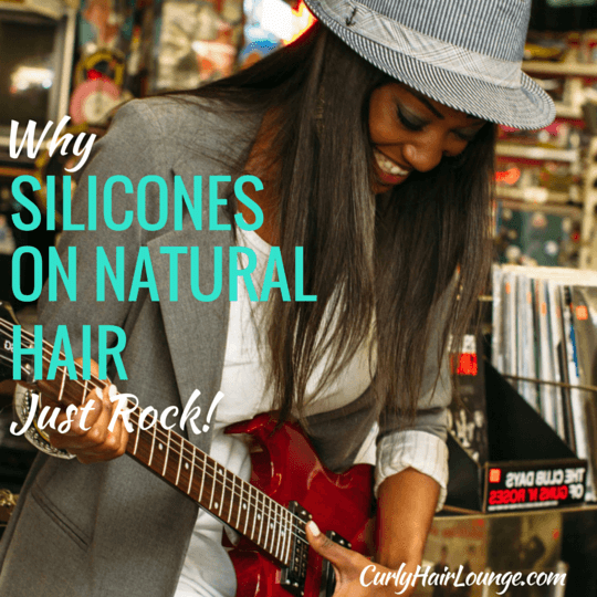 Silicones On Natural Hair