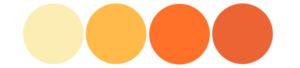 Henna + Cassia Colour Guide