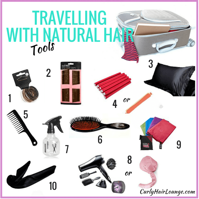 Travelling With Natural Hair_Tools