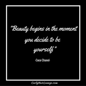 Beauty begins_Coco Chanel