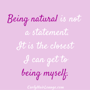 Being natural is not