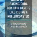 Baking Soda For Hair Care