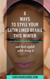 6 Ways To Style Your Satin Lined Beanie This Winter