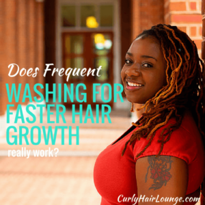 Does Frequent Washing For Faster Hair Growth Really Work