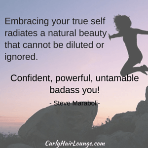 Embracing your true self