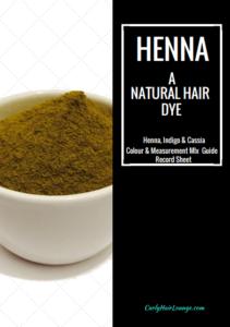 Henna A Natural Hair Dye Guide