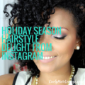 Holiday Season Hairstyle Delight From Instagram