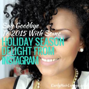 Holiday Season Delight From Instagram