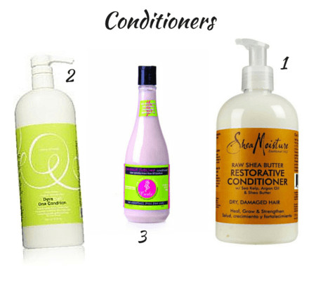Natural Hair Products Explained_ Conditioners