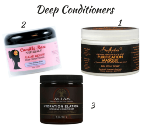 Natural Hair Products Explained_ Deep Conditioners