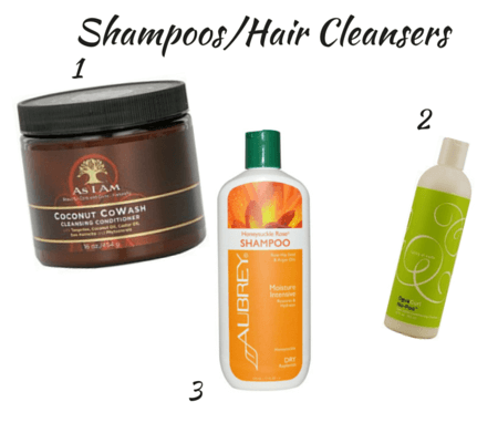 Coconut Free Hair Products For Natural Hair