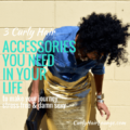 3 Curly Hair Accessories You Need In Your Life