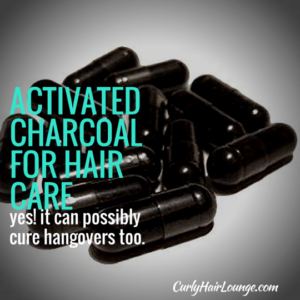 Activated Charcoal For Hair Care