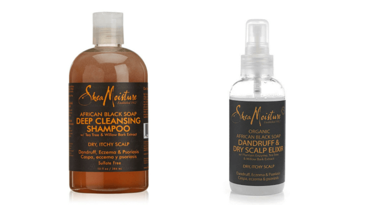 Shea Moisture Activated Charcoal