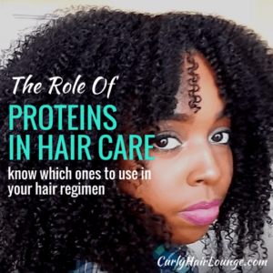 The Role Of Proteins In Hair Care