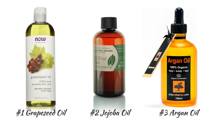 Light Vegetable Oils For Natural Hair