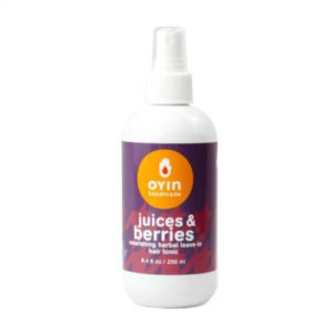 Oyin Juices and Berries Herbal Leave in and hair tonic
