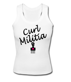 Curl Militia Tank Top