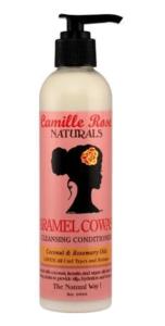 Camille Rose Naturals Caramel CoWash Cleansing Conditioner
