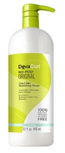 DevaCurl No Poo Original Zero Lather Conditioning Cleanser