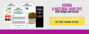 Henna As A Natural Hair Dye Guide