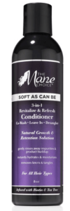 The Mane Choice Soft As Can Be 3 in 1 Revitalie and Refresh Conditioner CoWash