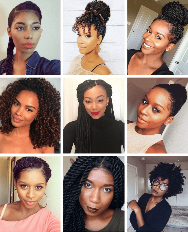 Terrific Confidently Match Natural Hairstyles And Work Environment Curly Short Hairstyles For Black Women Fulllsitofus
